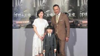 渡辺謙 高名な画家役も「絵を描くシーンなくてよかった」 拡大写真 NHK...