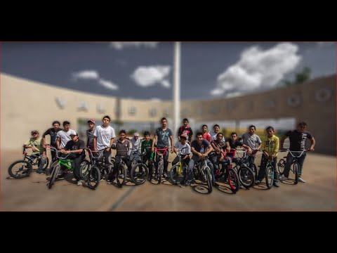 BMX Fugitivos - Montar es mi vida.