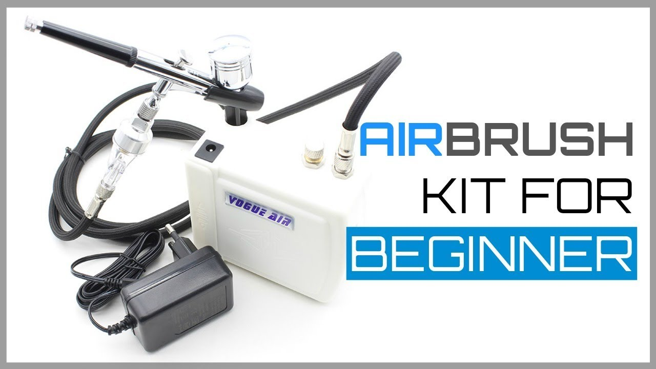 Review: Vogue Air Mini Compressor Airbrush Kit