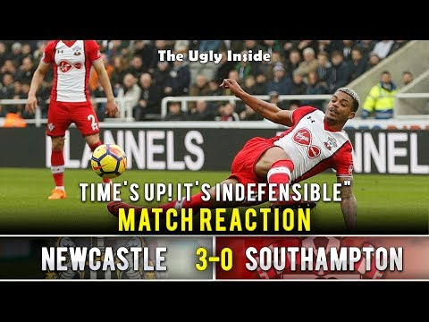 """MATCH REACTION: """"Time's up! It's indefensible!"""" 