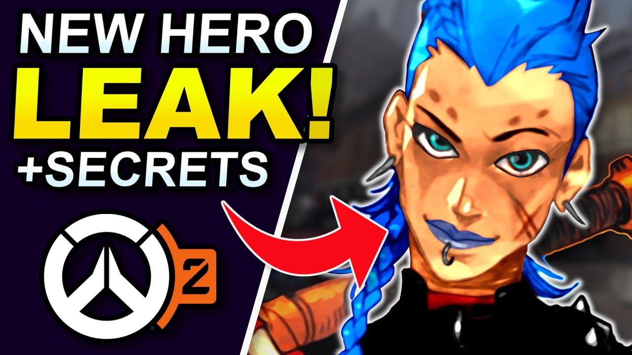 Download JUNKER QUEEN LEAK! + Overwatch 2 Secrets you Missed from BlizzConline!