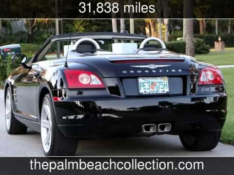 2005 Chrysler Crossfire Used Cars West Palm BeachFlorida 2015