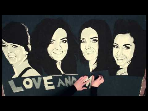 B*Witched Love and Money NEW SINGLE! Denim Art by Nathan Wyburn