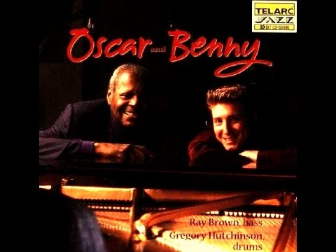 Oscar Peterson & Benny Green - Someday My Prince Will Come