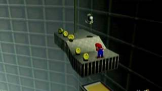 Super Mario 64 Walkthrough: Stomp On The Thwomp