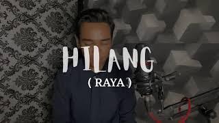 Cover images Hilang Raya 😭