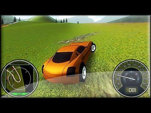 Overtorque Stunt Racing - Game preview / gameplay