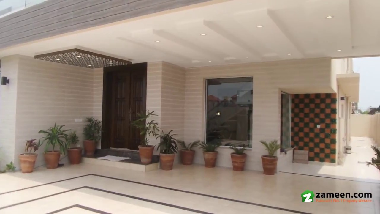 A BEAUTIFULLY BUILT 1 KANAL HOUSE IS AVAILABLE FOR SALE IN ...