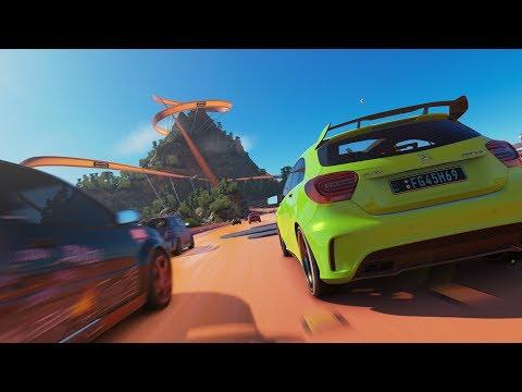 HOT WHEELS DLC! - Forza Horizon 3 #25