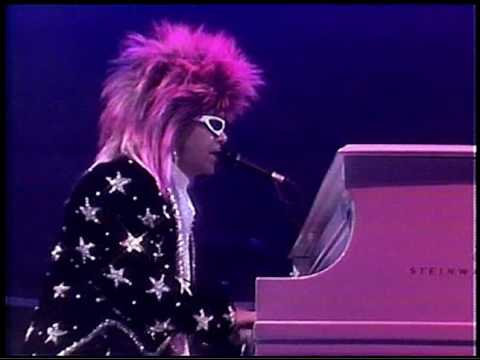 Elton John - One Horse Town (Live in Sydney with Melbourne Symphony Orchestra 1986) HD