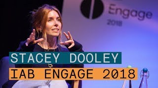 In conversation with Stacey Dooley: IAB Engage 2018