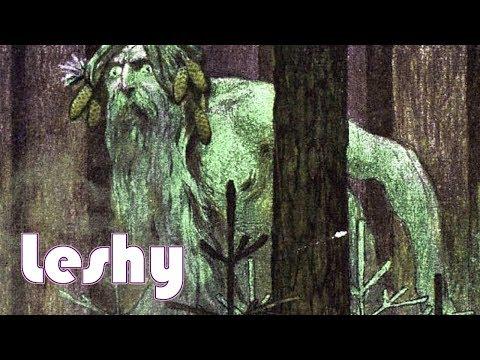 Leshy, Woodland Spirit - Slavic Folklore