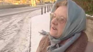 TV3 News Ireland December coldest month since 1981 Jan 4th