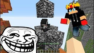 TROLLEI O TOP SKYWARS e BANI por FLY! Minecraft