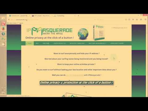 IPMasquerade : Free Hide your IP address & surf anonymously!