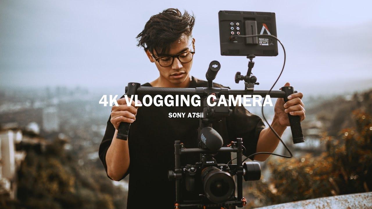 My New 4K Vlogging Camera Setup