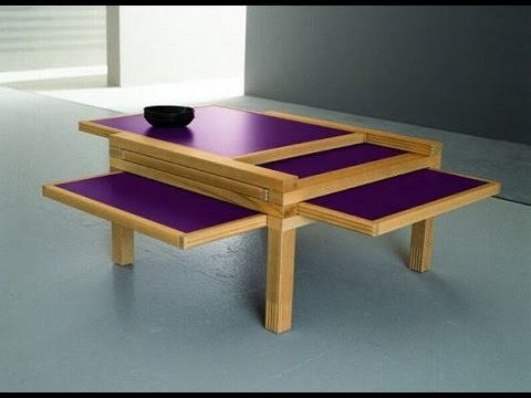 Cool Coffee Tables - YouTube