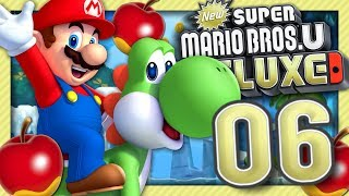 NEW SUPER MARIO BROS U DELUXE EPISODE 6 NINTENDO SWITCH CO-OP | MARIO ET YOSHI !