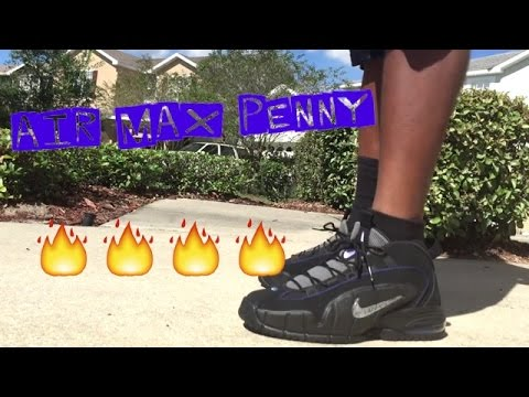 nike air max penny 1 all star
