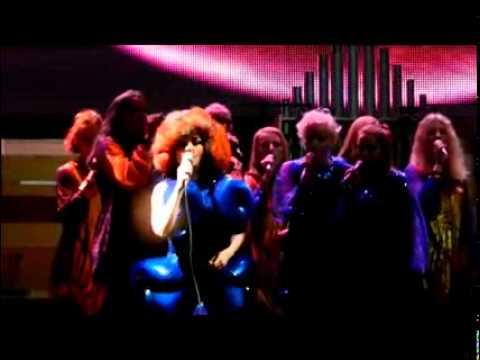 Concierto de Björk en Costa Rica, Festival Imperial 2012