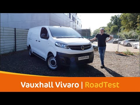 2019 Vauxhall Vivaro Review - In-Depth Roadtest | Vanarama.com