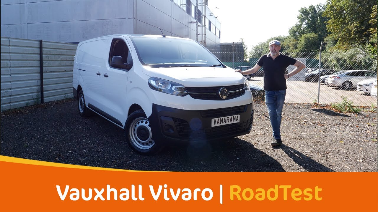 Ta kontroll Utveckla Omgiven  2019 Vauxhall Vivaro Review - In-Depth Roadtest | Vanarama.com - YouTube