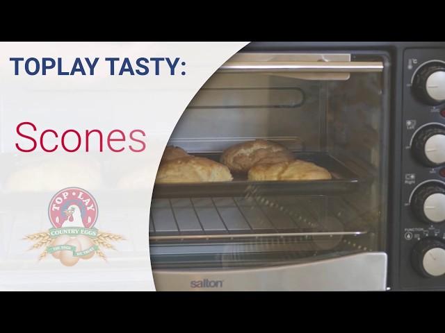 TopLay Basics | Scones
