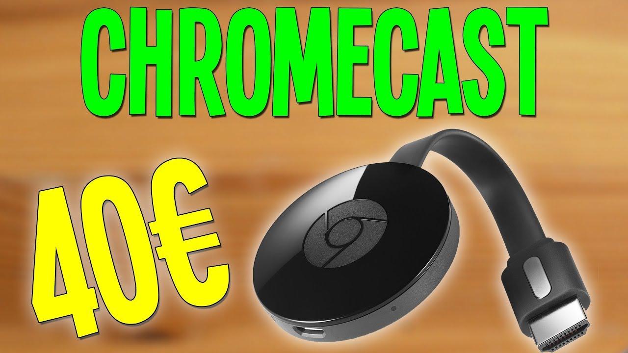 Chromecast Sovellukset