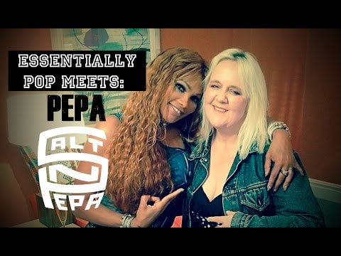 #PepTalk: Essentially Pop Meets Pepa from Salt N Pepa