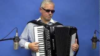 """La Petite Valse"" Joe Heyne (cover by Antoniusz) accordion Bugari Armando - Artist Cass cz.2"