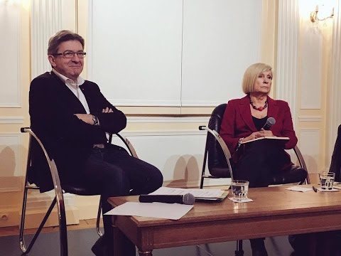 CHANTAL MOUFFE AND JEAN-LUC MÉLENCHON : «PEOPLE'S TIME»