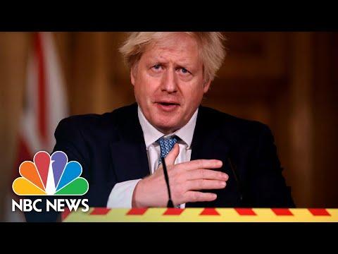 Boris Johnson Denounces Trump Conduct As 'Completely Wrong' | NBC News NOW