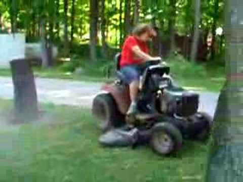 Girl Injured By Lawn Mower Through 2nd Surgery - YouTube