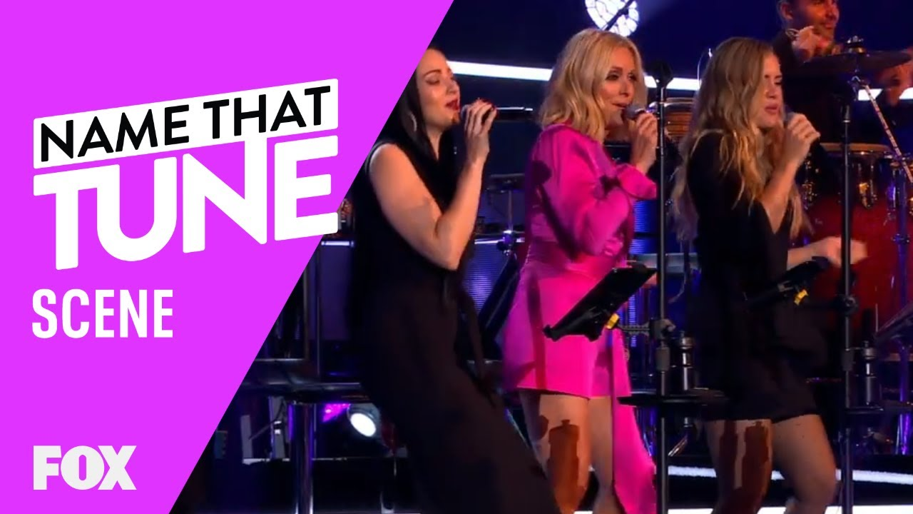 """Jane Sings """"Hit Me With Your Best Shot"""" With The Band 
