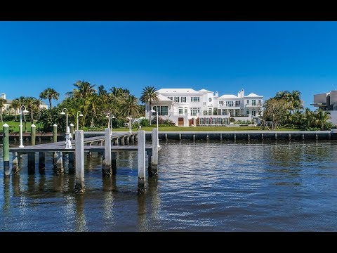 New Ocean-to-Intracoastal Estate -- Lifestyle Production Group