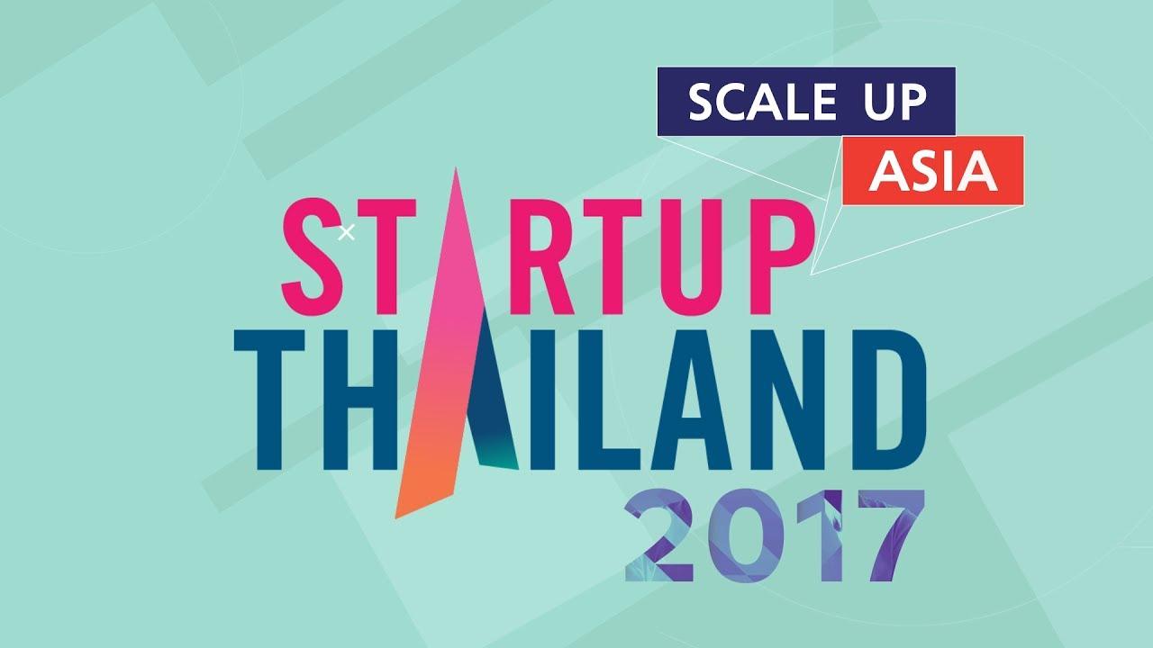 Startup Thailand 2017 @ Chonburi