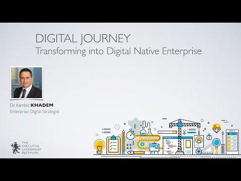 Digital Journey: Transforming into Digital Native Enterprise