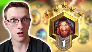 [Hearthstone] Final Legend Boss