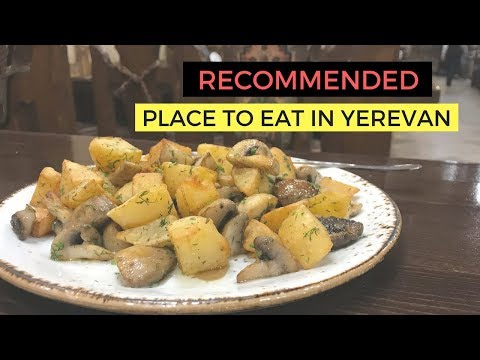 Best Armenian Restaurant | Yerevan Tavern
