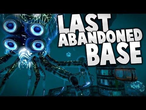 Subnautica - THE LAST ABANDONED BASE (Degasi) | Subnautica Gameplay (Dangerous Creatures Update)