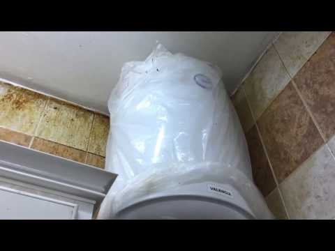 Water heater should be clean, you won't believe what you will see