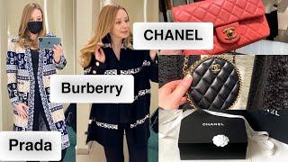 Шопинг в бутиках 🌟 CHANEL * Prada* Burberry* Скидки и новые коллекции🛍