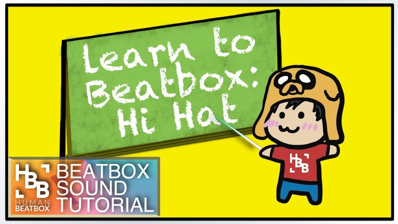 How To Beatbox - YouTube