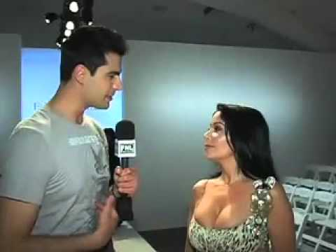 Apollonia Kotero at the Mercedes-Benz Fashion Week at Fashion News Live from YouTube · Duration:  2 minutes 35 seconds