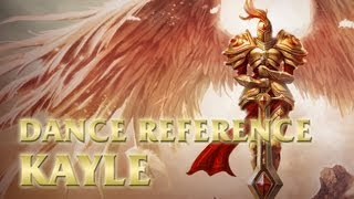 Kayle - Jump On It Dance #1 - League of Legends (LoL)