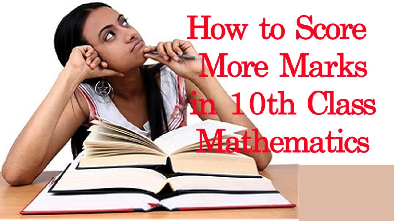 exam tips for 10th class mathematics students 2018award of marks youtube