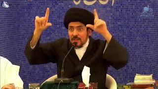 السيد محمد باقر الصدر يقول الإمام علي فشل ! اذن هو منحرف | السيد منير الخباز