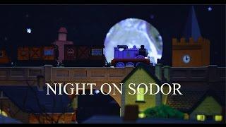 A NIGHT ON SODOR 🌠