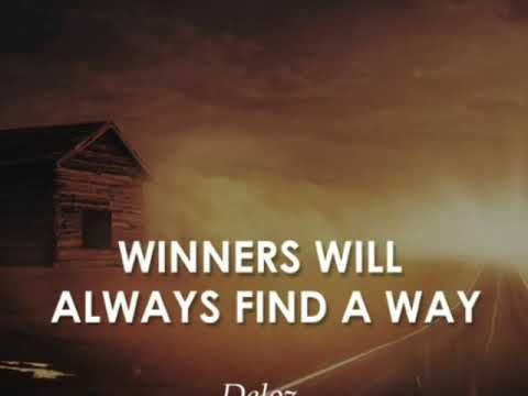 Winners Will Always Find A Way Motivational Quotes Youtube