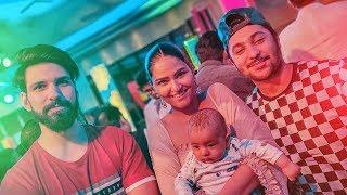YouTube Party Delhi 2018 | Flying Beast
